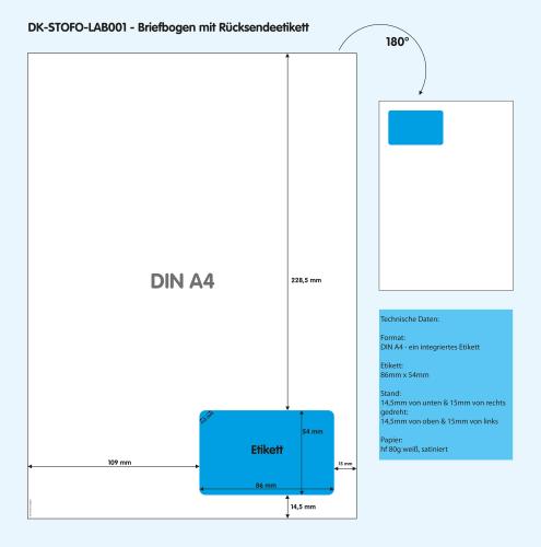 DK-STOFO-LAB001 - technische Zeichnung