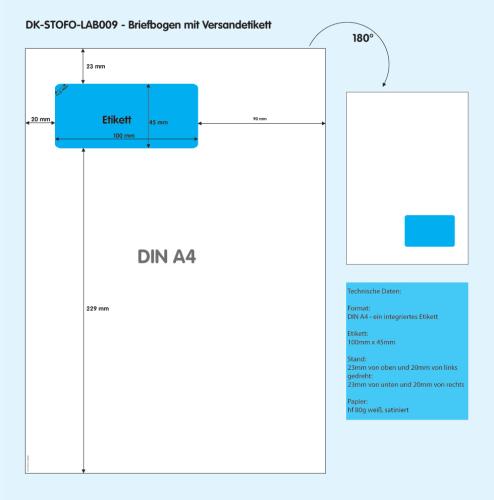 DK-STOFO-LAB009 - technische Zeichnung