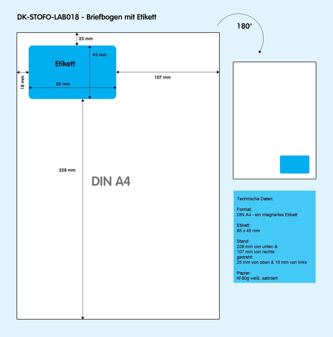 DK-STOFO-LAB018 - technische Zeichnung