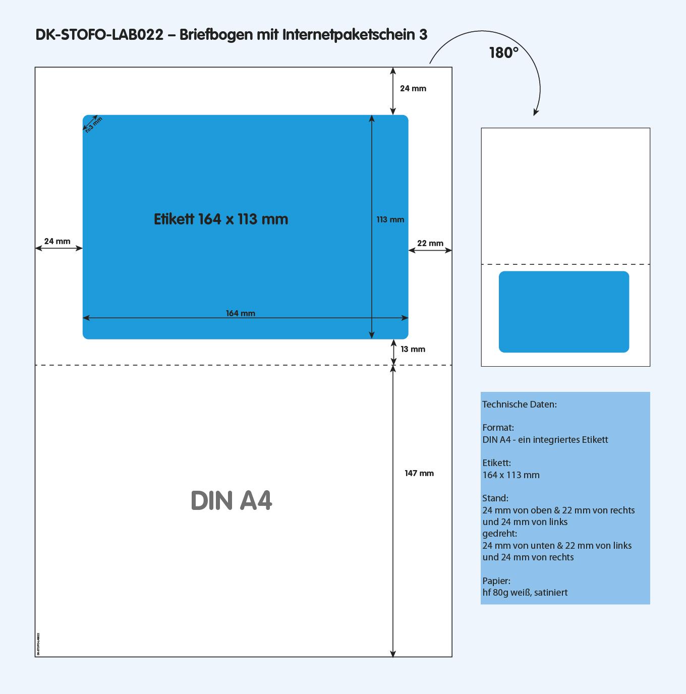 DK-STOFO-LAB022 - technische Zeichnung