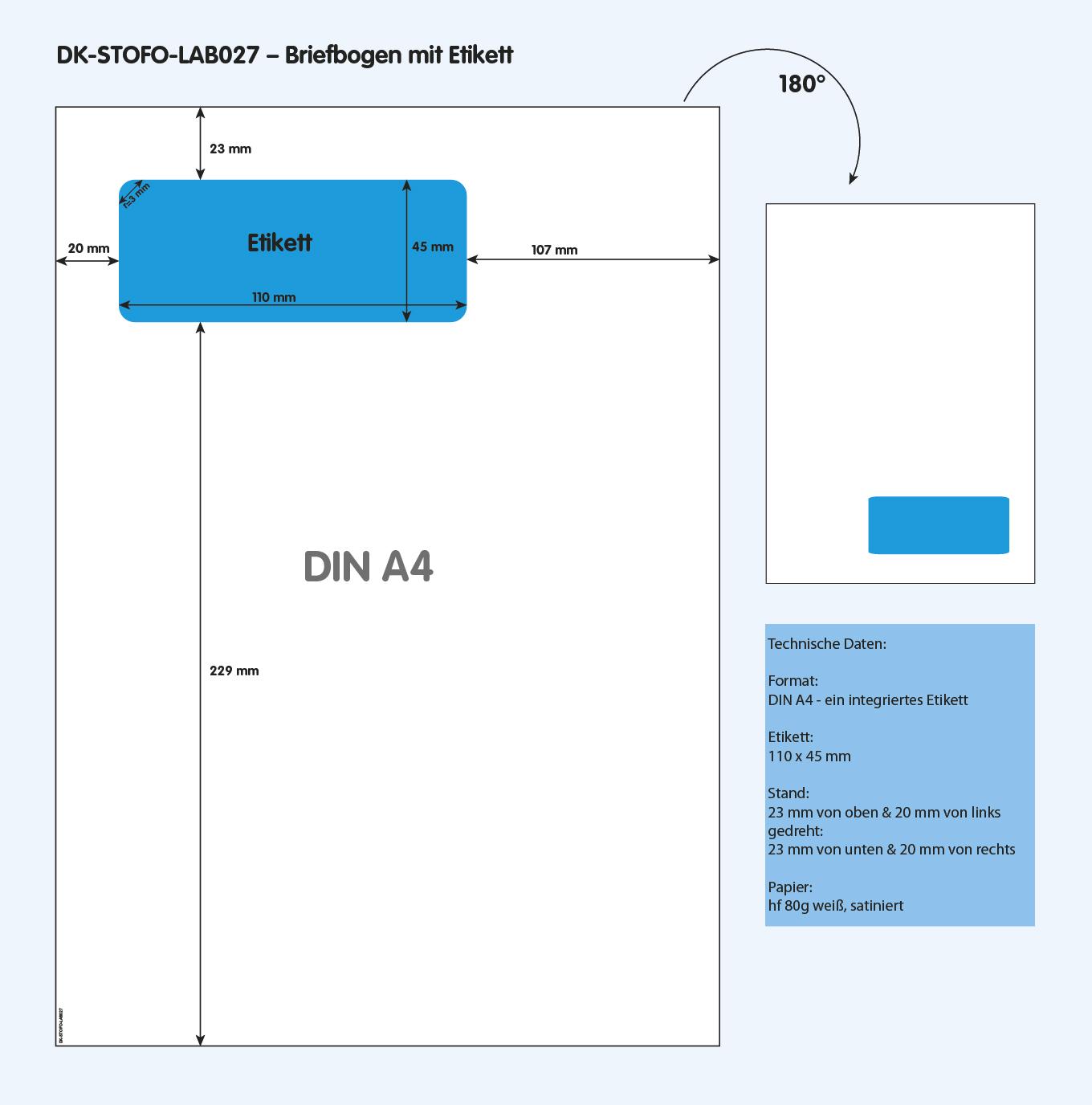 DK-STOFO-LAB027 - technische Zeichnung