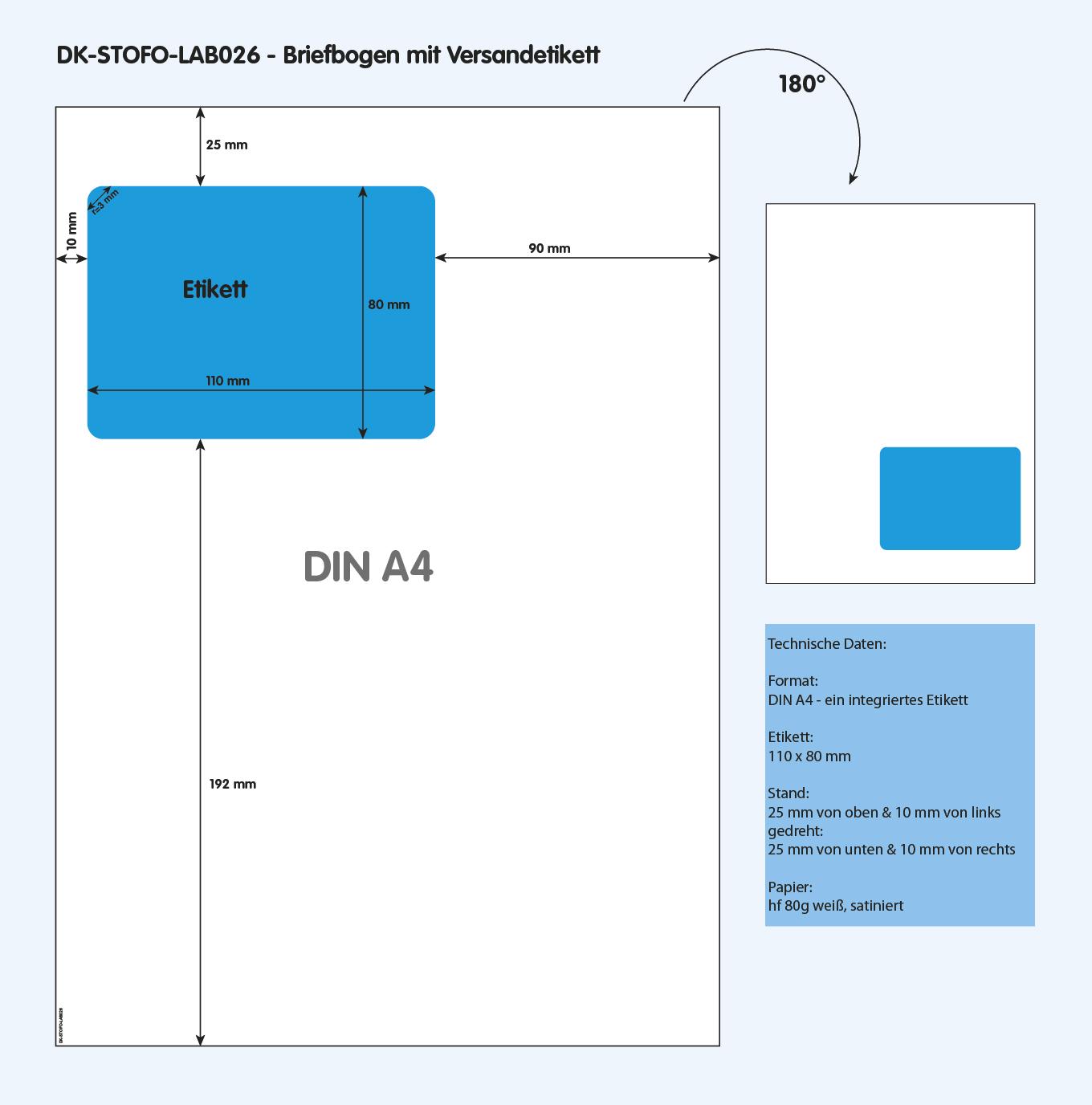 DK-STOFO-LAB026 - technische Zeichnung