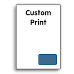 Custom integrated labels